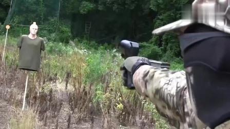 日本国产BB榴弹炮,载弹168发,扣下扳机后迷之尴尬!