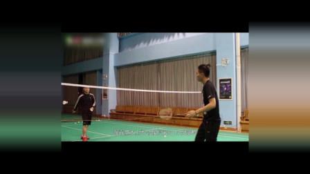 超实用 羽毛球教学:1分钟教你收少打多