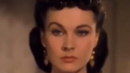 """《乱世佳人》费雯丽""""一个比赫本还美丽的女人""""美得超凡脱俗!"""