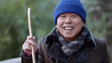 公园老头耍剑吐金句,岳强男配合练剑!