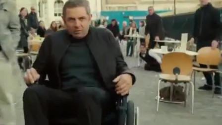 憨豆特工:憨豆真是没谁了,劫持轮椅在街上飙车,制造了多起事故