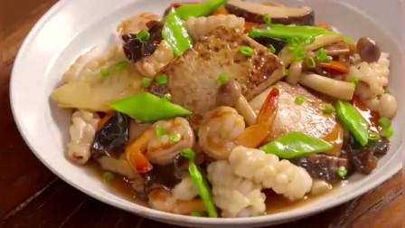 《美味八珍嫩豆腐》的制作方法