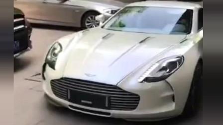 比法拉利还贵的汽车,谁知道这是什么车?