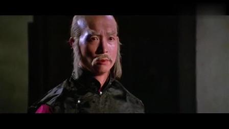 林世荣:英叔这扇子耍的厉害,以柔克刚,和黄飞鸿的徒弟打个平手