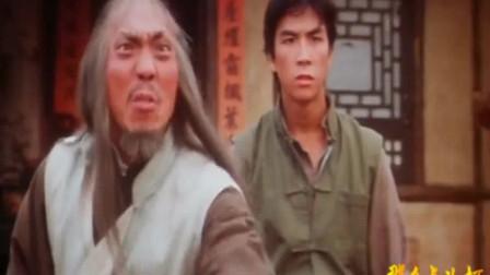 香港功夫老电影《笑太极》甄子丹四两拨千斤决战夺命杀手