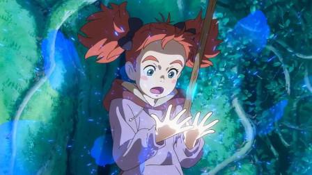 女孩捡到一花朵,手上便出现奇特符号,于是获得各种强大的魔法