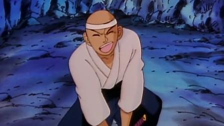 九龙珠:鬼丸终于获得风神的力量,一剑下去威力惊人!