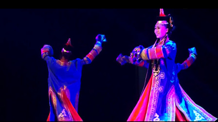 全国区域少数民族舞蹈课程展示《汗沁·贝勒格》