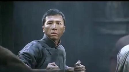 叶问:一代宗师咏春叶问,和一帮粗人抢活干?真是太心酸了
