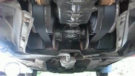 1985年生产的沃尔沃汽车,看看CVT变速箱是怎样工作的
