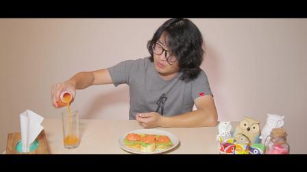 【叔叔的饭】别再只会用牛油果拌酸奶啦,它其实跟三文鱼更配!