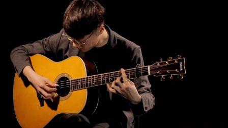 押尾《卡农》カノン  指弹吉他 演奏示范