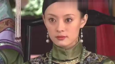 甄嬛传:皇上为甄嬛的生日大办宴席,华妃气得差点吐血,神演技!