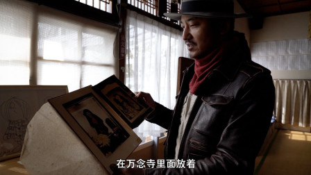 日本最出名的鬼娃娃阿菊人形,头发会长长,中国小伙孤身前往揭秘