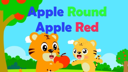 47 Apple Round Apple Red_高清.mov