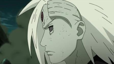 火影忍者:斑爷你省点心吧,看看你身后,黑绝在慢慢靠近你呢!