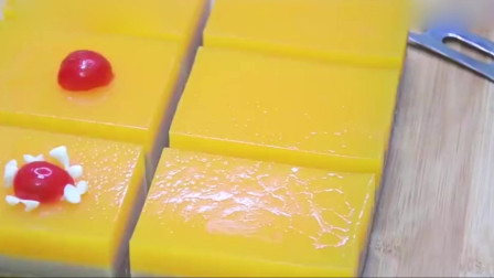 网红款的橙子布丁蛋糕,做法超级简单,用超市买的橙汁就能做哦