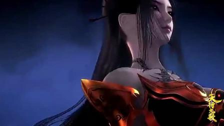 天行九歌焰灵姬被血衣候亲自押送,交给秦国的使者李斯