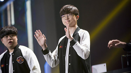 Faker韩媒采访,自信称:iG似乎没有威胁性选手