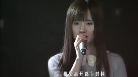 鞠婧祎深情演唱《红豆》被这颜值深深折服,原来唱功也这么棒!