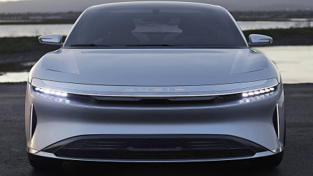 Lucid Air(2019)特斯拉 Model S 精彩片段
