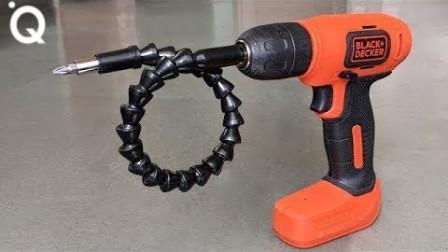 帮助做家务的炫酷的发明——(2倍速)
