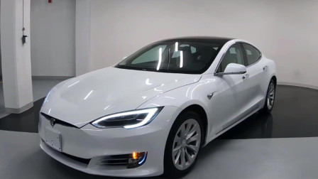 周娜聊汽车:为你讲解特斯拉Model S P100D,加速堪比超跑
