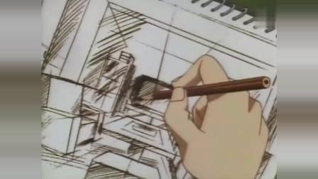 名侦探柯南-少年侦探团遇到失忆的流浪汉