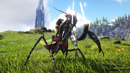 【暗墨】螳螂真的会吃公螳螂吗 方舟生存进化盖亚 42