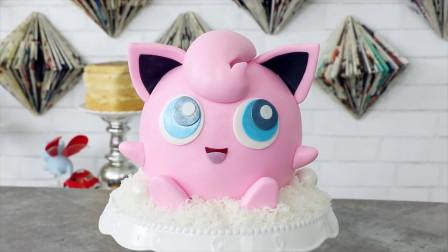 超可爱的胖丁翻糖蛋糕!每天与可爱的小动物相处,甜品师真令人羡慕