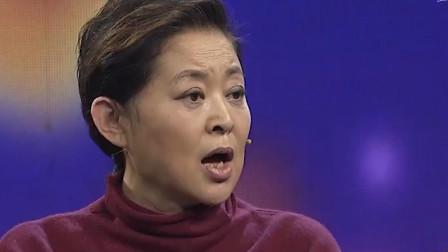 13岁少女因像赵雅芝,被60岁老头关了10年,少女出场倪萍看愣了