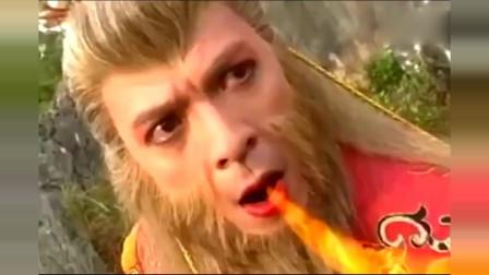 天地争霸美猴王:通臂猿猴吃了万妖金丹,吞了牛魔王和听谛神兽,依然不是悟空的对手!