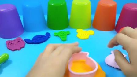 迪士尼头像黏土手工DIY饼干食玩