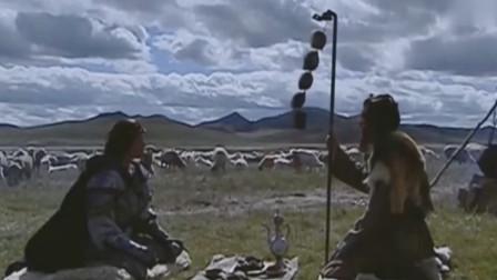 为什么苏武牧羊时,宁愿吃毡和野鼠,也不选择杀羊充饥?