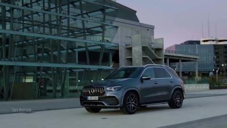 2020 Mercedes-Benz GLE 53 AMG 4MATIC+ Experience