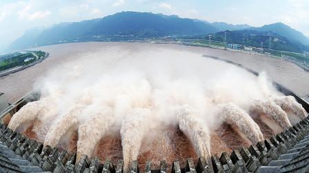 三峡大坝泄洪时,为何必须将水引入空中?设计师的脑洞真叫人佩服