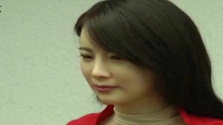 中国首个机器人美女, 相貌出众堪比真人,还有特殊用途