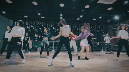 小姐姐在一起跳JAZZ  简单易学 抖音日韩爵士 Rw热舞舞蹈练习视频