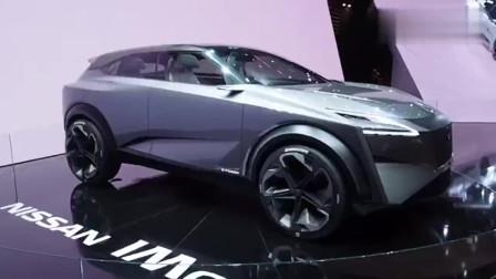 实拍日产纯电动概念车IMq,但我越看越像是辆雷克萨斯