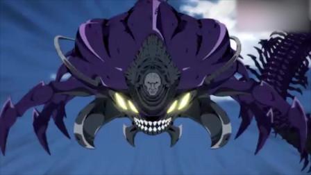 一拳超人:蜈蚣想和金属骑士比一比,谁的实力更强呢?