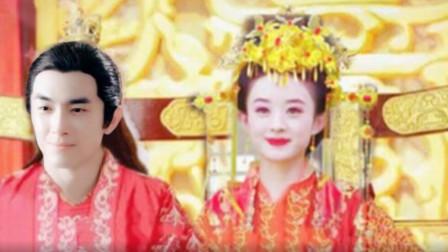 《楚乔传2》宇文玥而复生称王,大办婚礼迎娶楚乔,两年生三娃