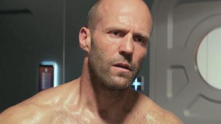 不是斯坦森的腹肌没有魅力, 而是李冰冰强有力的克制才没脸红