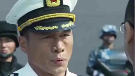 战狼2:吴京单独进入战乱区救人, 一句话说出了中国军人的灵魂