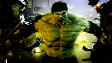 54 4分钟看完电影《无敌浩克》一个靠科技变异的超级英雄