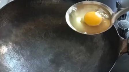 网红煎蛋,你知道这是怎么弄的吗?