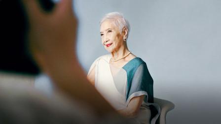 香港最红模特:96岁,依然少女