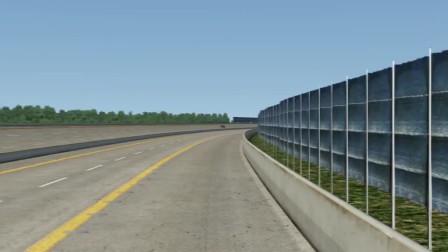9000W布加迪GT挑战F1赛车
