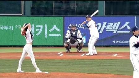 精彩:韩国女星李成敏这波棒球开球什么水准?网友:还不错!