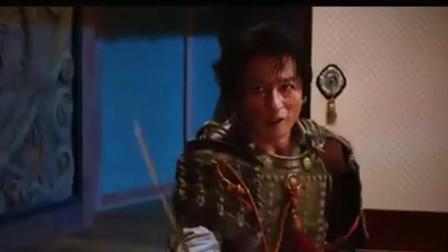 金刚狼:他以为拿着两把西瓜刀就能干掉金刚狼,结果金刚狼怎么都砍不死