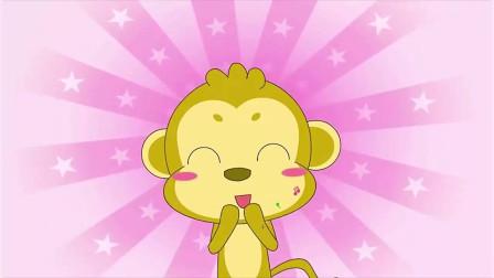 儿童睡前故事:小猴种了一地西瓜,每次施肥和锄草,都会高兴地唱歌